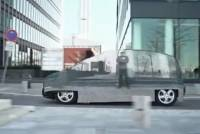 Zero-Emissions Mercedes Also Invisible To Human Eye 1