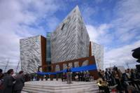 World's biggest Titanic attraction opens in Belfast 2