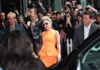Lady Gaga Gets Concussion During Show - But Continues Performing! 1