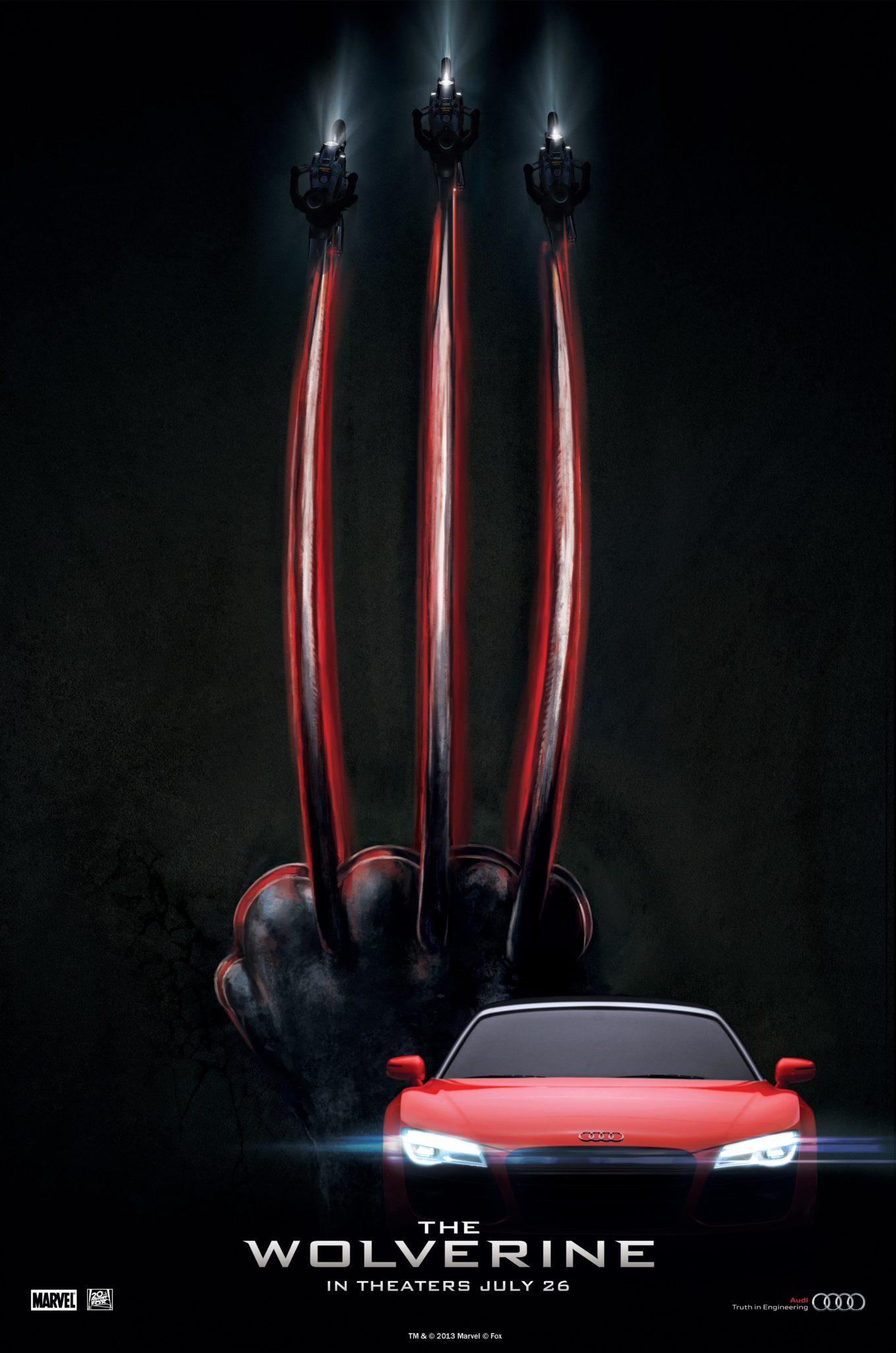 Woverine_Audi_ Poster_USA